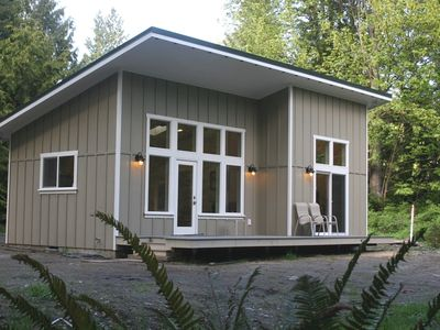 Photo for New Waterfront Cabin near Olympic National Park