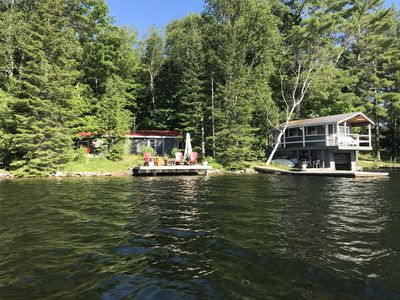 Photo for Fantastic Multi Family Cottage on Crystal Lake.
