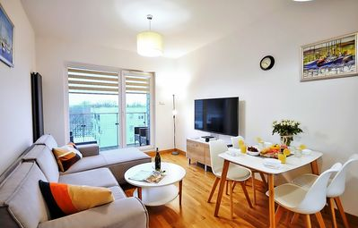 Photo for Apartment Solna with garage, center