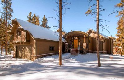 Photo for New Listing! Stunning Private Home Right Near Free Shuttle Stop-Private Hot Tub