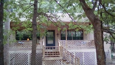 Photo for Peaceful East Texas Resort Cabin In Holly Lake Ranch