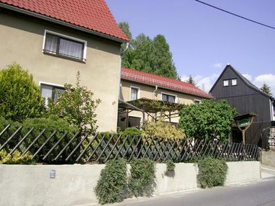 Photo for Holiday apartment Schöna for 2 - 3 persons with 1 bedroom - Holiday apartment in one or multi-family