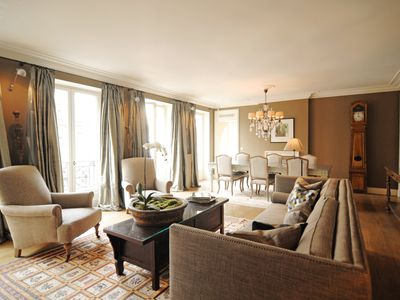 Photo for Luxury Marais Apt - Air Conditioning- Walk to your favorite Paris attractions