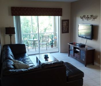 Photo for Windsor Hills Resort. Beautiful 3bd 2br Just 1.5 Miles Away From Disney