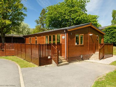 Photo for Family friendly lodge in an idyllic valley setting in the heart of the Lake District