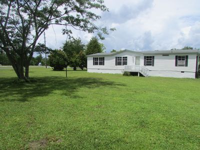 Photo for 3BR Mobile Home Vacation Rental in New Bern, North Carolina