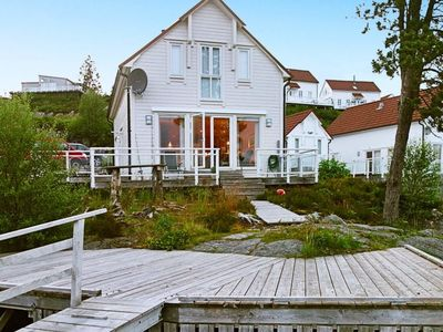 Photo for Vacation home Leikong in Gurskøy - 9 persons, 4 bedrooms