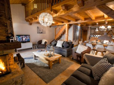 Photo for 5BR Apartment Vacation Rental in Sainte-Foy-Tarentaise