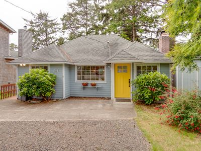 Photo for THE YELLOW ABODE ~ MCA 801 ~ A charming home in town with a peaceful backyard