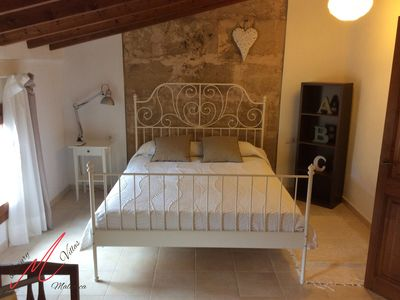 Photo for SUPERB TOWN HOUSE in historic Pollensa town - wifi, air con, WALK EVERYWHERE!