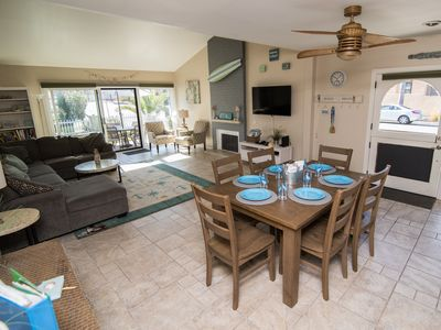 Photo for Gorgeous Family Friendly Home with Bikes, Boogie Boards & Beach Towels