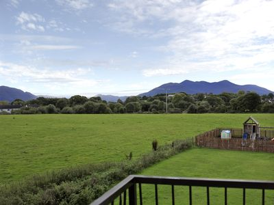 Killarney Mountains view from the property
