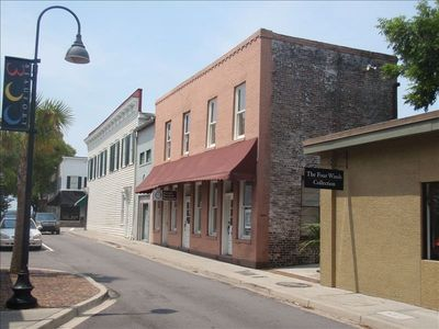 Photo for Quaint Studio Loft in the Heart of Downtown Beaufort