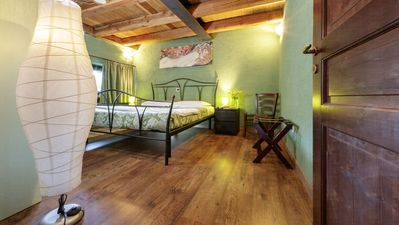 Photo for Foyer en Vert is a modern ski in - ski out apartment