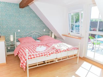 Photo for Holiday apartment Allmuthshausen for 2 - 4 persons with 2 bedrooms - Holiday apartment