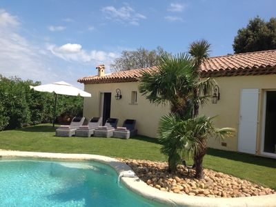 Photo for Holiday rental villa La Croix Valmer Var for 6 persons -