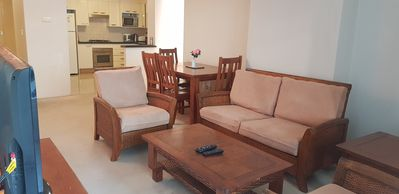 Photo for Oversize One Bedroom Furnished Apartment