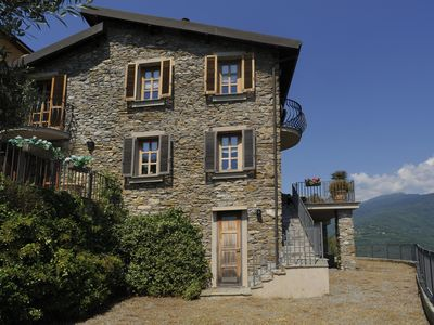 Photo for Very luxurious rural house in Medieval village on the Flower Riviera