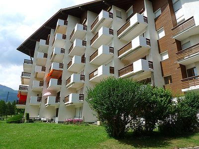 Photo for Apartment du Golf in Crans-Montana - 6 persons, 2 bedrooms