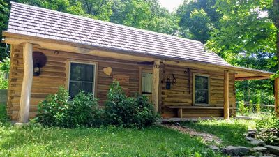 Photo for Amazing Hideaway Cabin in Nauvoo on the Mississippi