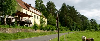 "Photo for Gasthaus Höllental Pension & Restaurant at the visitor mine ""Grube Gustav"""