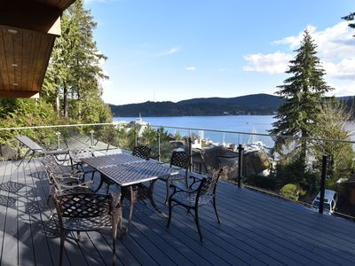 Photo for *NEW LISTING* Get away from it all! Stunning views from this 5 bedroom home