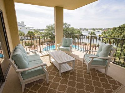 Photo for Recently Remodleled ~ Rates Dropped ~ Close to Flora-Bama ~ 3/3 ~ Sleeps 8 ~ Shipwatch 301E