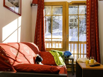 Photo for Residence Les Chalets de Belledonne *** - 2 Room Cabin 5 People