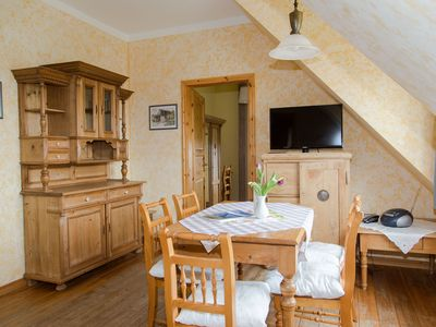 Photo for Apartment in a country house near Rerik, sauna, breakfast possible