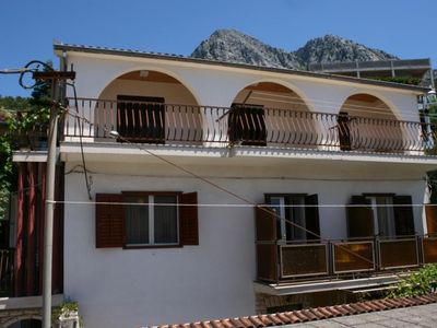 Photo for Apartment in Podgora (Makarska), capacity 6+2