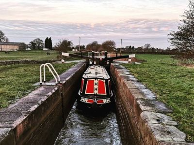 Photo for Narrowboat - Sleeps 2 - Casanova