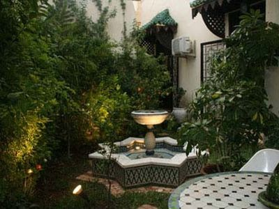 Photo for Small riad style apartment in Fez medina