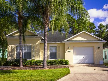 Spacious Villa Near Disney With Private Pool In Gated Community