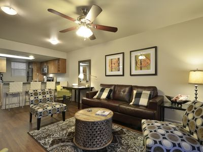 Newly remodeled 2-story condo in beautiful central Austin neighborhood.