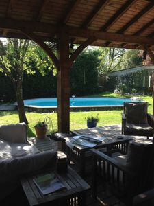 Photo for Charming house, near the city center of Bordeaux, 1500 M2 of land