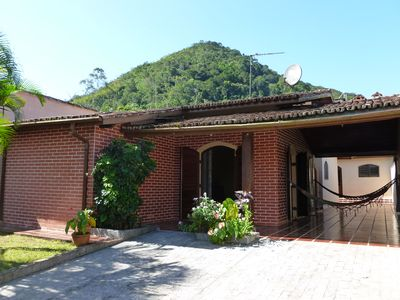 Photo for BEAUTIFUL HOUSE - 5 BEDROOMS, SWIMMING POOL, BARBECUE AND GARAGE 6 CARS-500m FROM THE BEACH