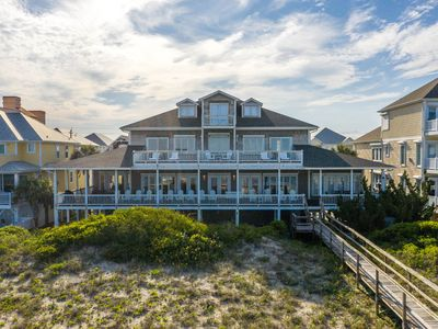 Photo for The Snows Cut Chateau is a luxury oceanfront home and more