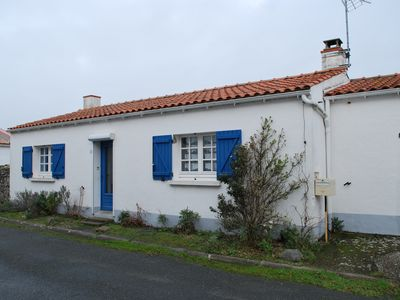 Photo for NOIRMOUTIER IN THE ISLAND (Center) typical house 3 ch. 82 m2