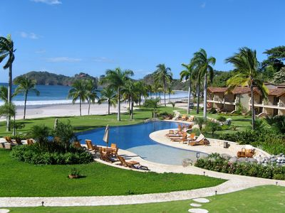 Photo for The Palms #7 Spectacular Flamingo Beachfront Villa 'ON THE BEACH' Book Now!
