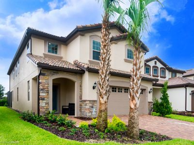 Photo for Enjoy Orlando With Us - Windsor At Westside Resort - Welcome To Contemporary 6 Beds 5 Baths Villa - 4 Miles To Disney