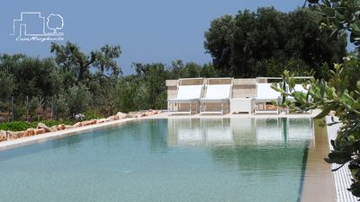 Photo for Casa Margherita - Beautiful Villa with Pool in the countryside near the sea
