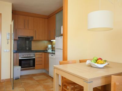 Photo for Apartment in Torroella de Montgrí with Lift, Parking, Washing machine, Air conditioning (88499)