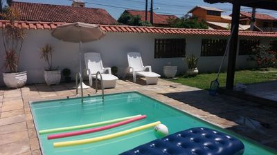 Photo for House with Private Pool, Barbecue, Internet, Garden and Hammock