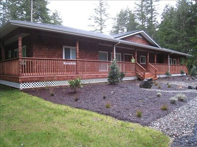 Welcome to Bandon Cabin