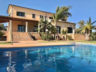 Photo for Modern and well equipped Finca with nice outdoor area and private pool
