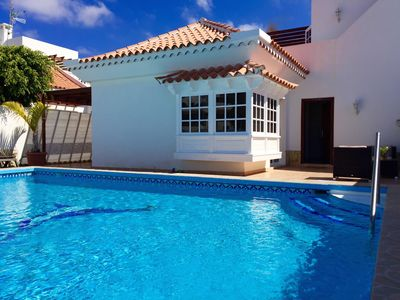 Photo for Stylish spacious 3 bedroom villa in Costa Adeje, Tenerife
