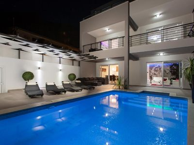 Photo for Holiday house Makarska for 1 - 8 persons with 4 bedrooms - Holiday house