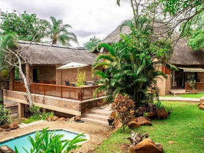 """Photo for Woodlands Guest House """"tranquillity…luxury…make yourself at home"""""""