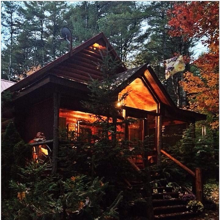 Beautiful Cabins For An Affordable Getaway!...