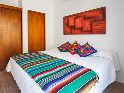 Photo for Brand new, cozy & equipped Puerto Morelos condos. 5 min away from the beach.